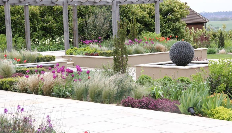 Harpenden garden designed by Amanda Broughton