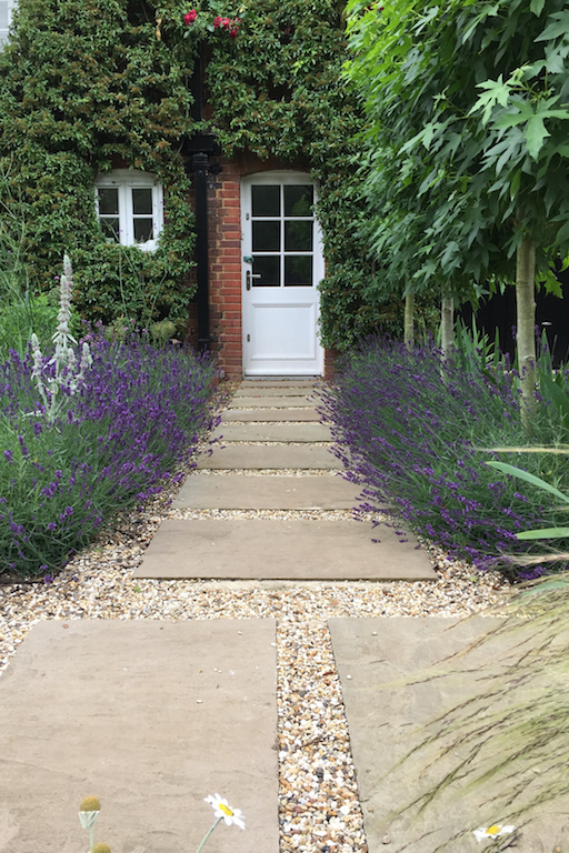 Sloping Family Garden DesignHitchin, Hertfordshire