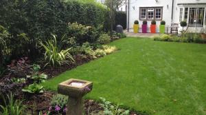 Striking garden make-over by Amanda Broughton