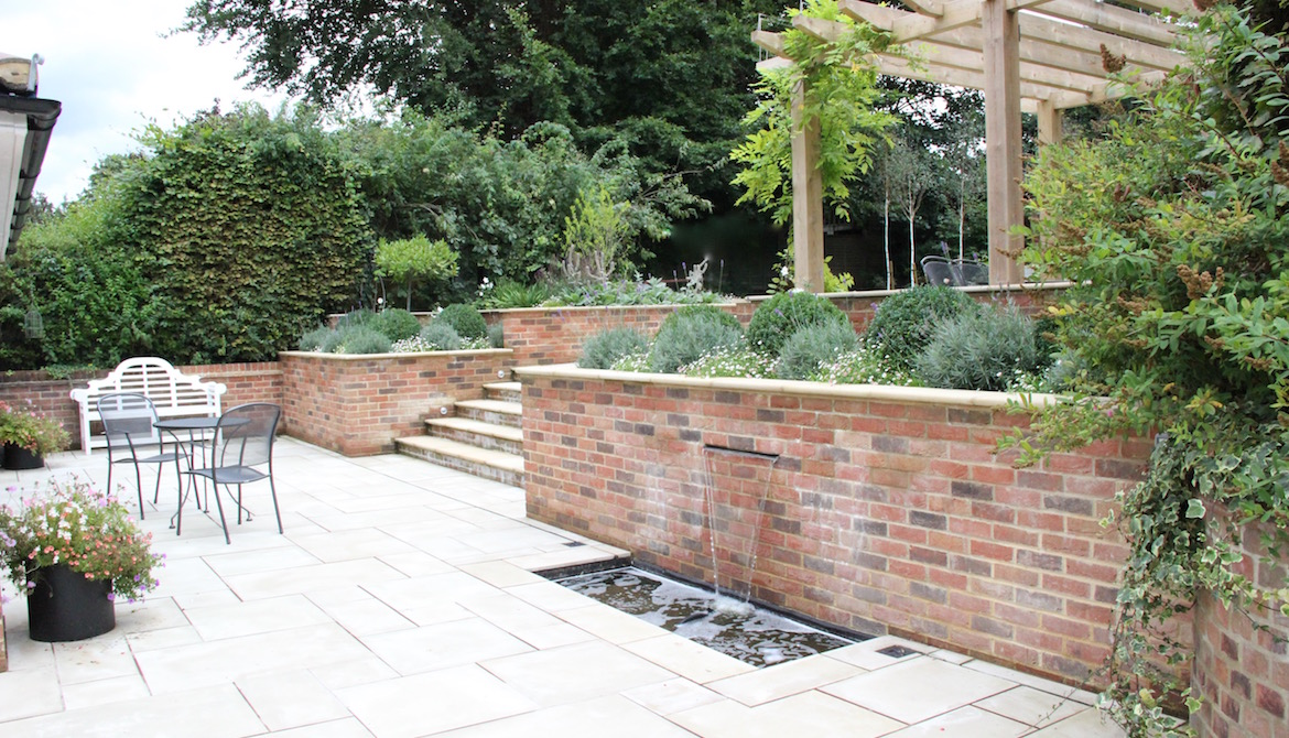 Hertfordshire garden design by Amanda Broughton
