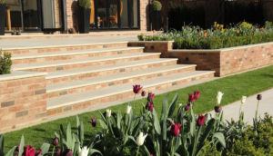 Contemporary new build Hertfordshire garden design and planting by Amanda Broughton