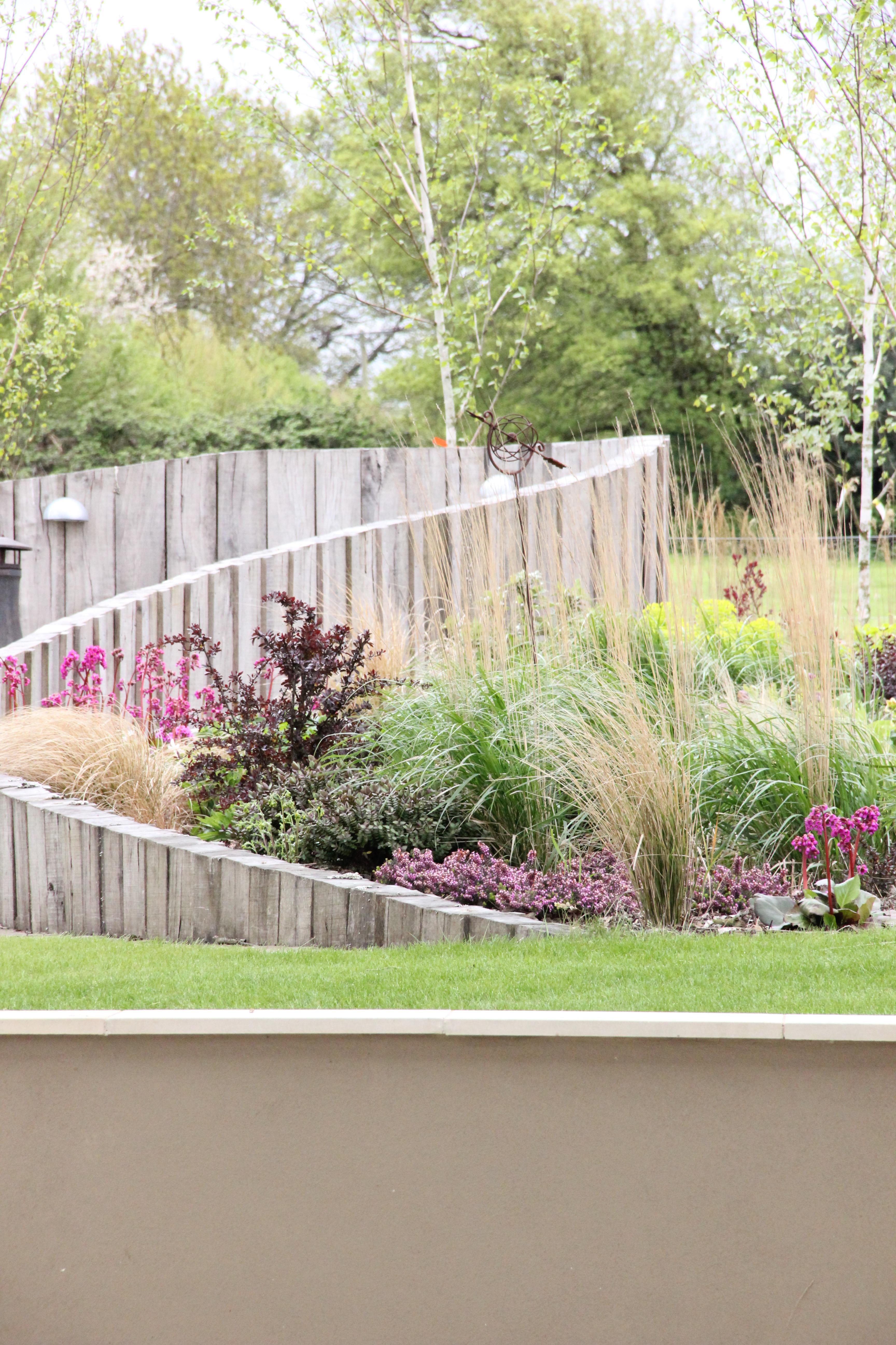 Hertfordshire garden design and planting by Amanda Broughton Garden Design