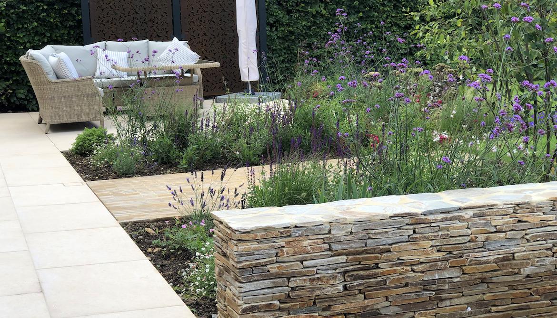 Contemporary Garden DesignHarpenden, Hertfordshire
